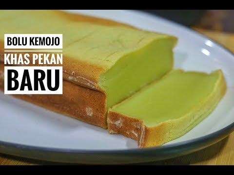Resep Bolu Kemojo Khas Pekan Baru Eng Sub Youtube Indonesian Food Food Resep Cake