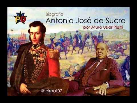 Retrato Del Mariscal Antonio Jose De Sucre 1895 Arturo Michelena