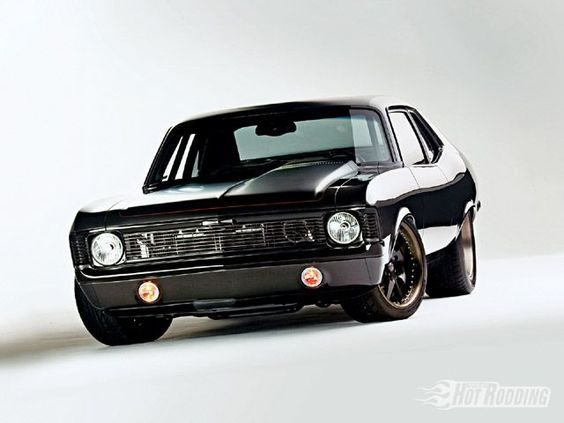 """1970 Chevrolet Nova """"Notorious"""" built by Rad Rides by Troy, 572 cube big block Procharger F3"""