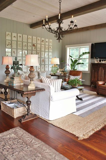 Trendy Traditional Home Decor