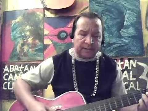 Cancion puede ser autor Luis Carima cantautor