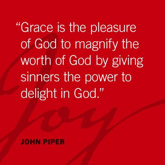 "John Piper's ""Desiring God"""