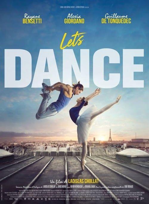 Let S Dance Cda Film In 2020 Dance Poster Dance Movies Lets Dance