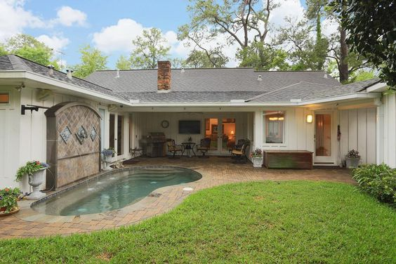 Pools Back Yard And Yards On Pinterest