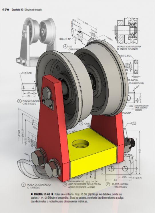 Pin On Ejercicios De Modelado Del Libro Dibujo Y Comunicacion Grafica Tercera Edicion