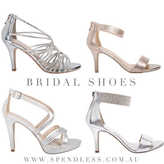 Stunning affordable options are waiting for you Brides and Bridesmaids! Visit us online or in store to see more of our Bridal range - #spendlesslook #ootd #wedding #instagood #fashion  #heels #bridal #bride
