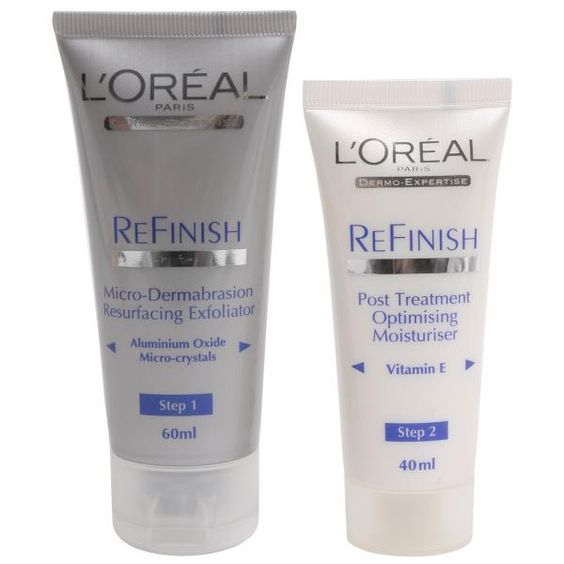 L 'OREAL PRODUCTS | Health & Beauty - Make Up - L'Oreal Refinish Micro-Dermabrasion Kit ...