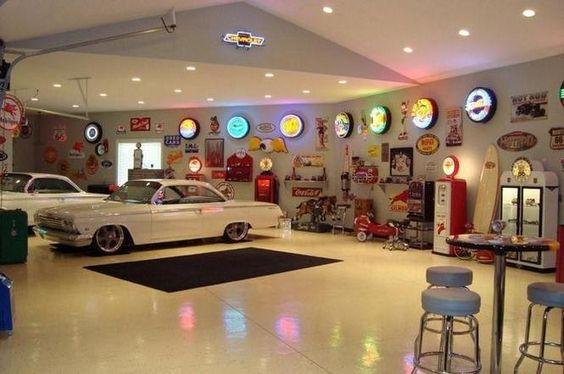 Hot Rod Garage Ideas : Pinterest the world s catalog of ideas