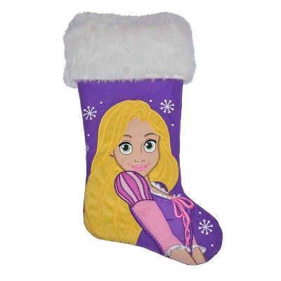 Disney Princess Rapunzel Christmas Stocking