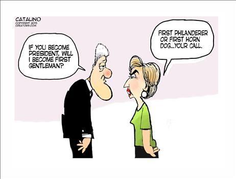 Political Cartoons by Ken Catalino 4/7/15