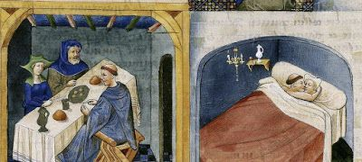 Los CLÉRIGOS en la Edad Media: Bebedores, juerguistas y mujeriegos.
