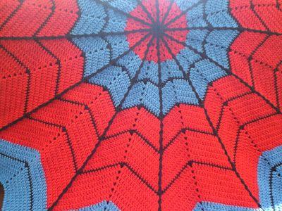 Mitricot: Mantinha 'homem-aranha'
