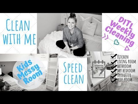 Clean With Me My House Cleaning Routine Of A Sahm