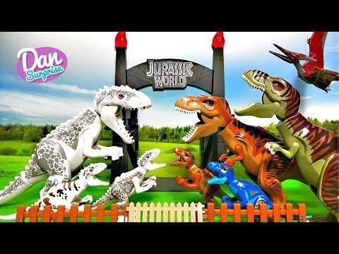 Pin De Yoli Sant En Juguetes De Jurassic Word Juguetes