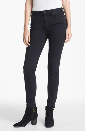 Black jeans = closet staple   @Nordstrom + @Victoria McCoy Burch