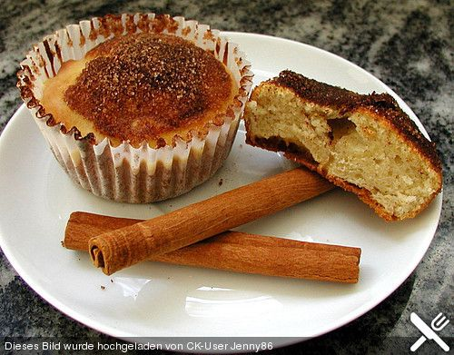 Zucker - Zimt - Muffins (Rezept mit Bild) von cordi03 | Chefkoch.de