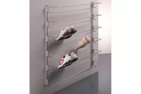 47 Awesome Shoe Rack Ideas In 2020 Concepts For Storing Your Shoes Garage Shoe Rack Shoe Rack Entryway Shoe Storage