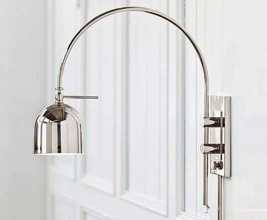 Regina Andrew Arc Wall Sconce,