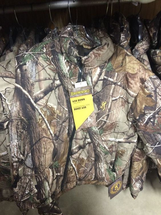 Canada Goose parka replica cheap - Browning Camouflage Goose Down Men's Jacket 360 Size M NWT ...