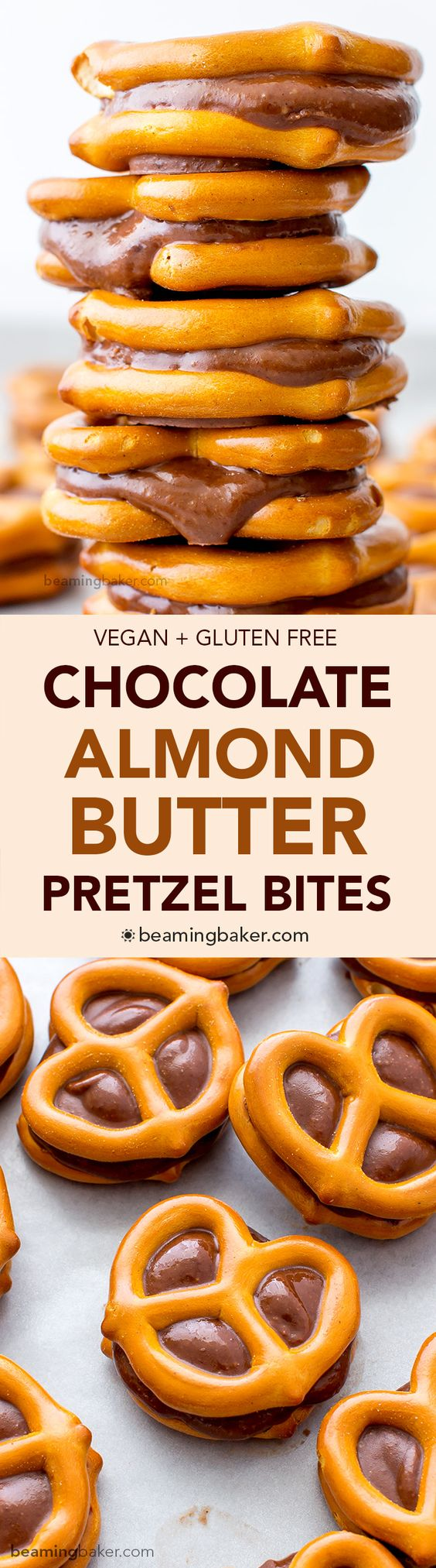 Butter Pretzel Bites (Vegan, Gluten Free) | Recipe | Pretzel Bites ...