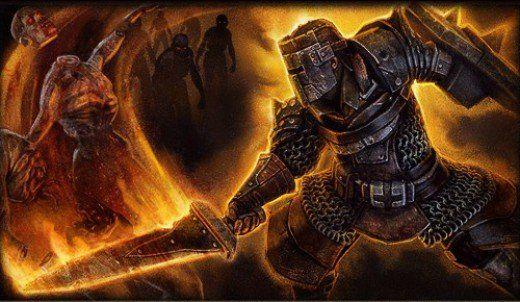 Grim Dawn Soldier Build Guides For Beginners Soldier Dawn Death Knight