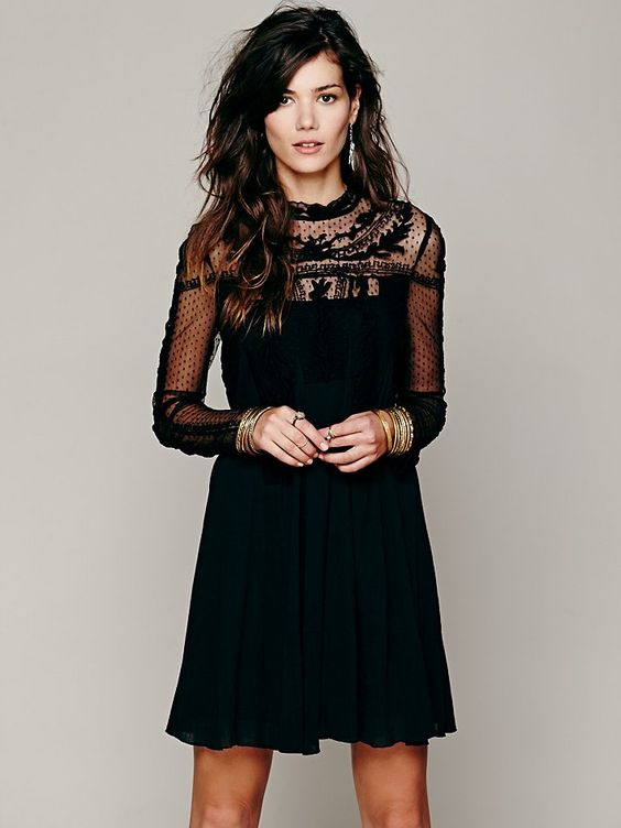 Free People Write About Love Dress, £228.00