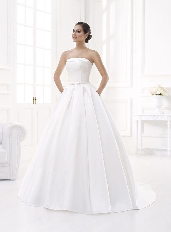 Vertize Gala - vestido de novia low cost - modelo Judith