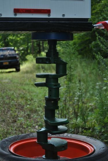 unusual posts for a rural mail box - Google Search