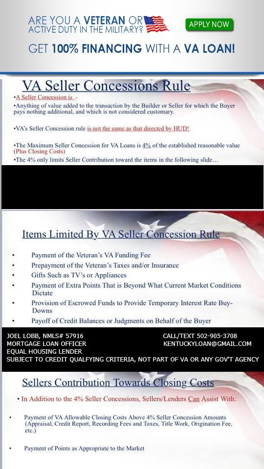 Kentucky Va Mortgage Guidelines For Approval Va Mortgages Mortgage Marketing Mortgage