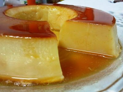 Baked Leche Flan Recipe by: Melys Kitchen http://melyskitchen.blogspot.com.br/2013/08/baked-leche-flan.html
