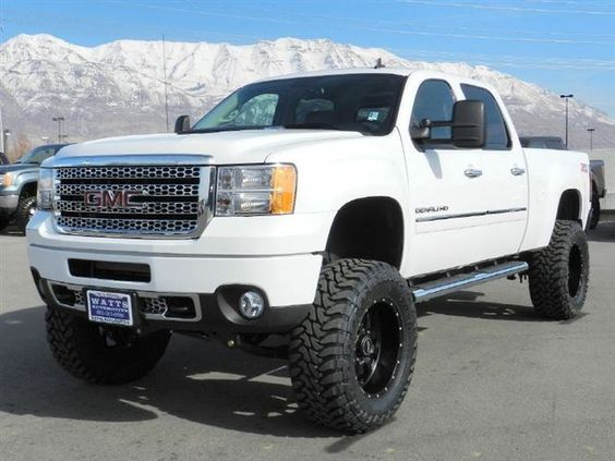 2012 GMC Sierra 2500HD Denali - Click to see full-size photo viewer