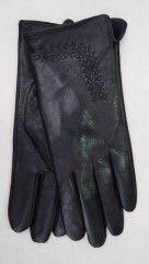 Rękawiczki damskie skórzane A038 S-2XL