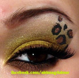 MuT member AiriMagdalene shares her Safari Inspired look :)