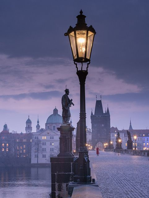 Así se sentía la Praga que conocí...