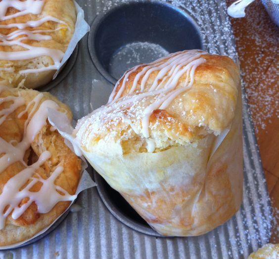 Mini White Chocolate Brioche Muffins | Muffins, Minis and ...