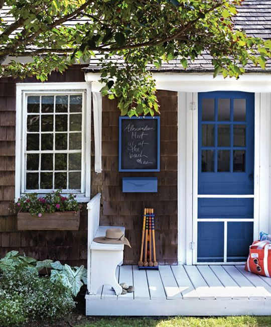 Blue doors screen doors and doors on pinterest for Front door with screen window