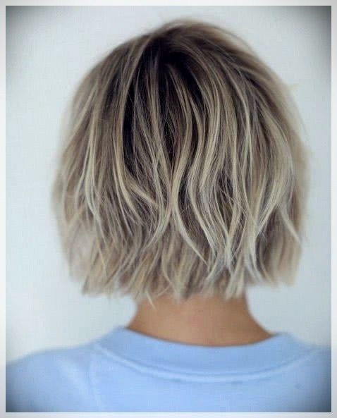 90 Bob Haircut Trends 2019 Short And Curly Haircuts Hair Styles Choppy Bob Hairstyles Medium Hair Styles