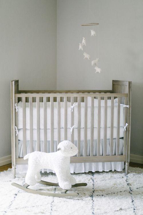 Sheep baby room
