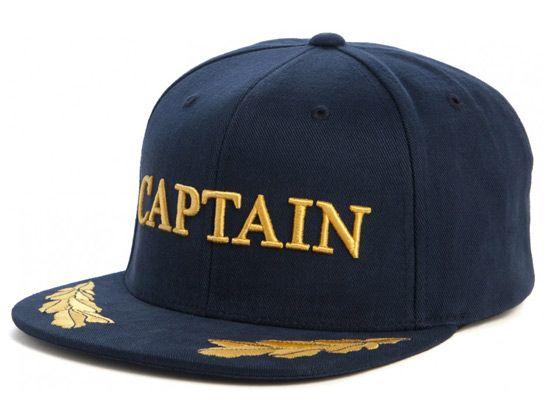 Captain Snapback Cap By The Hundreds Hats For Men Snapback Hat Fashion