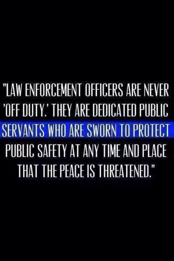Law enforcments and today socioty