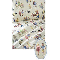 dick and jane sheets