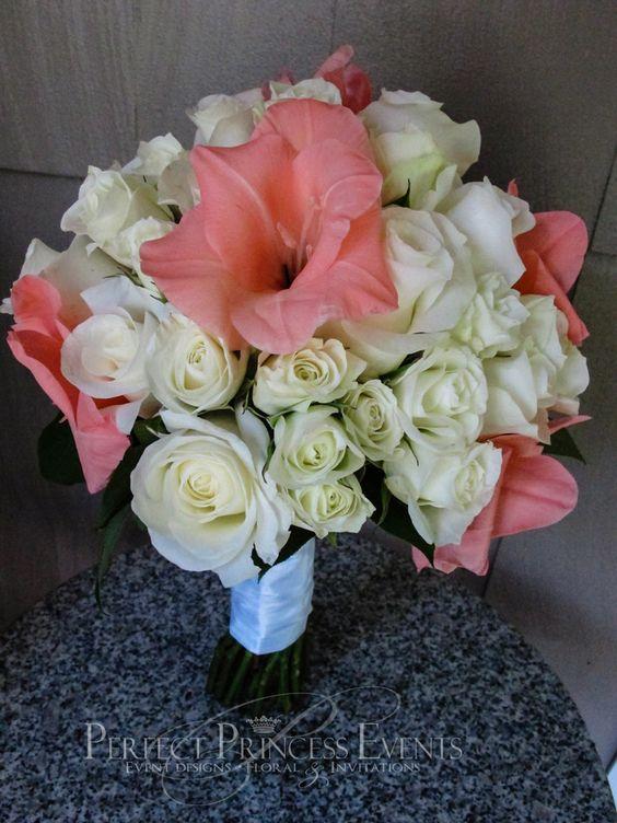 Bouquets White Roses Wedding Flowers Roses Wedding Ivory Sprays Flower
