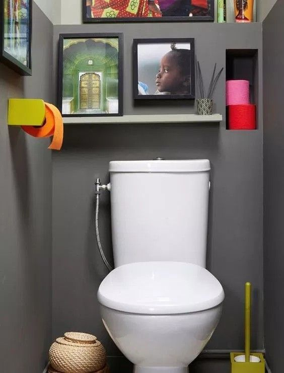 Epingle Par Matthieu Berre Sur Deco Decoration Toilettes Deco Toilettes Originales Idee Toilettes