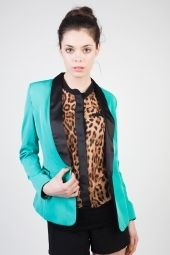 Blazer Beverly Verde Agua. http://www.fashion-pills.com/chaquetas/blazer-beverly-verde-agua-pc-1338.html#=1