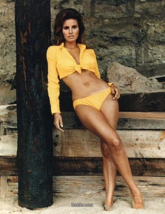 Raquel welch bikini, Raquel welch and Bikini body inspiration on ...