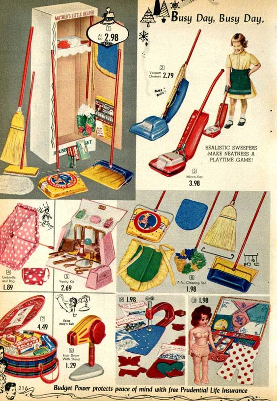 Toys For Girls In 1950 : Girl toys from the s browse by selecting