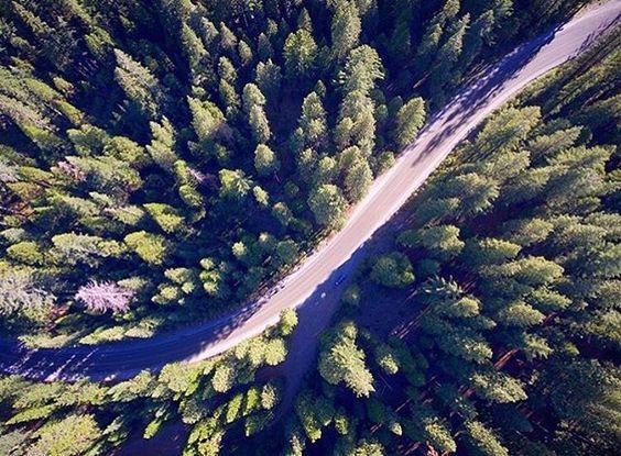 Highway 20, photo by @brandonamf ---- #visitnevadacity