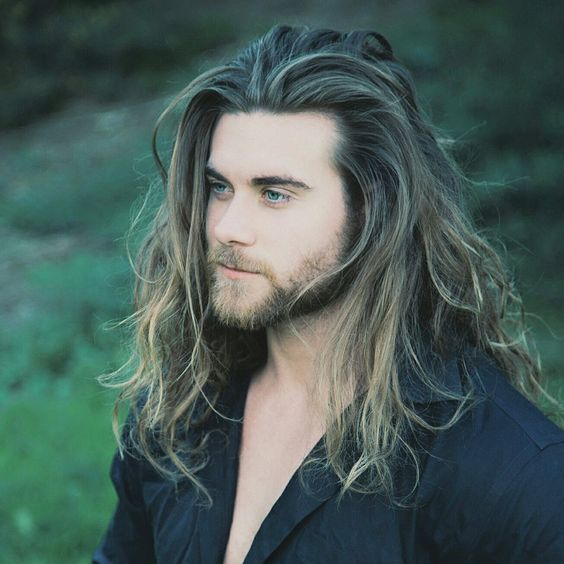 Right now, I can totally envision Brock O'Hurn playing the role of Cade MacRoich…