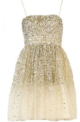 """Tallulah Princess Dress"" ~ Alice + Olivia"