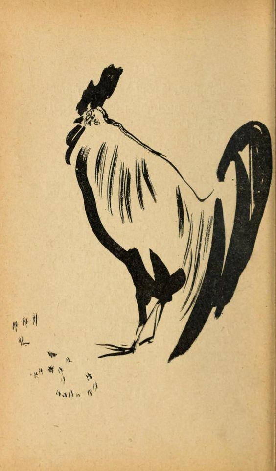 """Résultat de recherche d'images pour """"le coq de bonnard"""""""